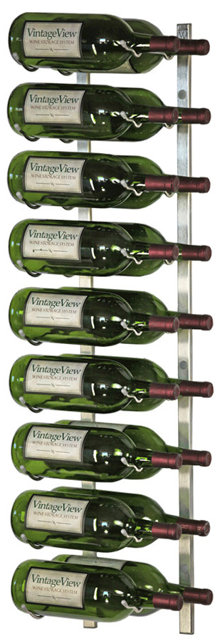 18 Bottle Magnum Vintageview 174 Metal Wall Mounting Wine